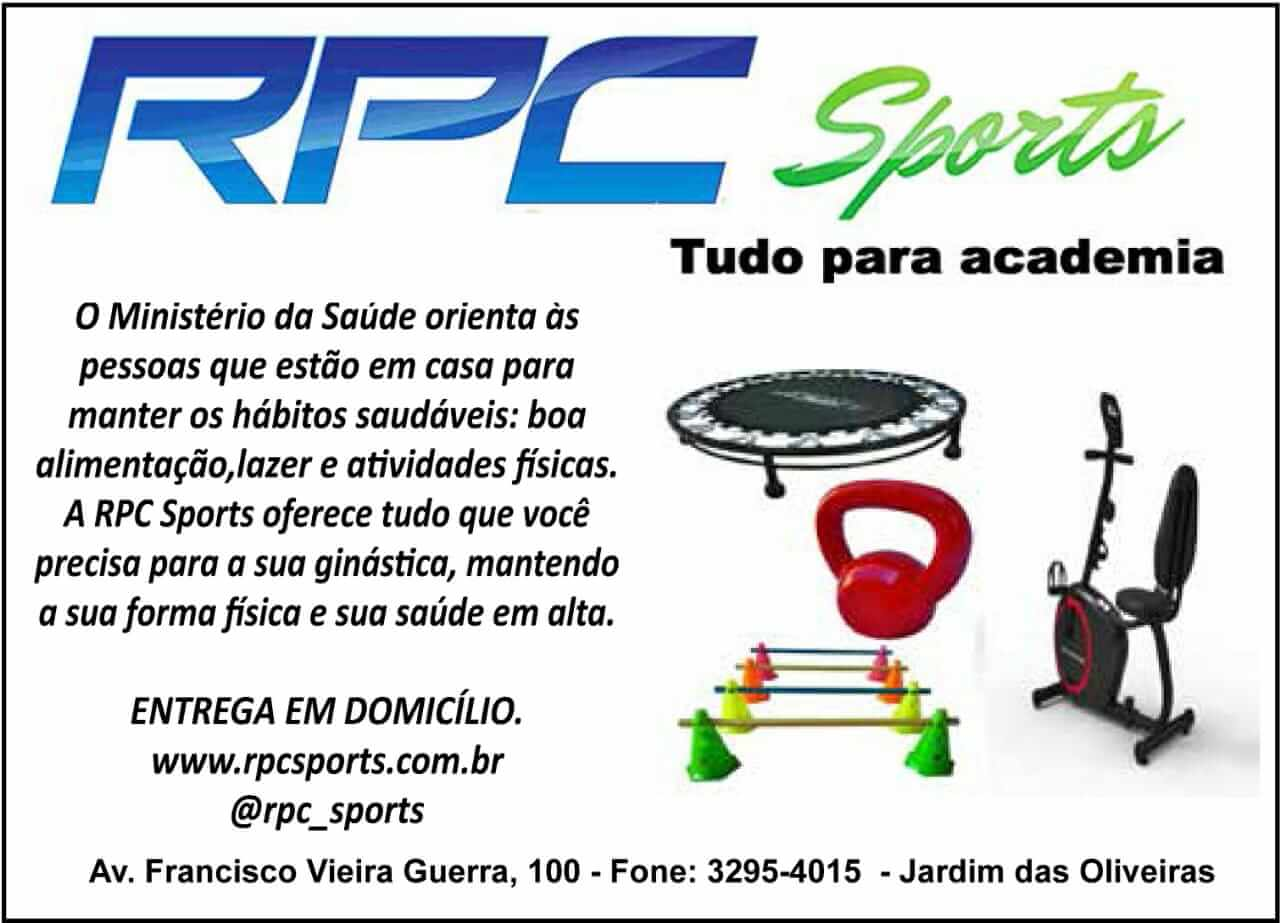 Folha Machadense - RPC SPORTS